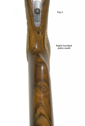 Figure 2: Right handed palm swell