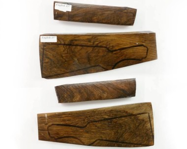 English Walnut Blank 457 Click to Enlarge