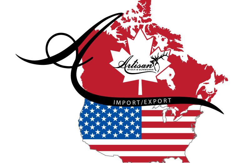 import export Canada & US