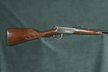Winchester 30-30 Rifle click to enlarge
